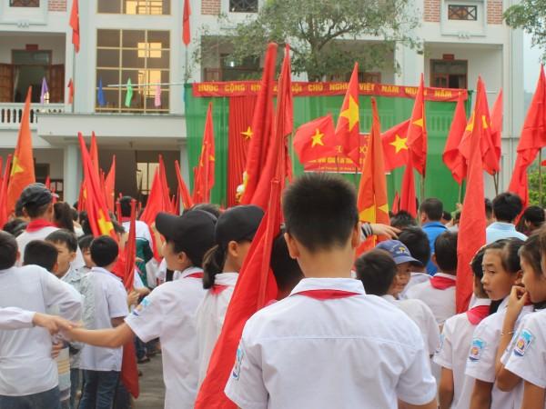 Huyện Bắc Quang tổ chức Lễ phát động Tháng hành động Vì an toàn thực phẩm năm 2017